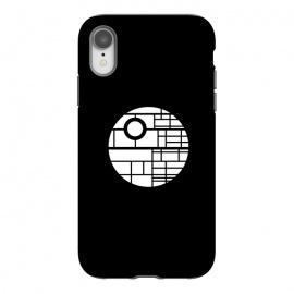 iPhone Xr  Death Star by  (death star,movie fan art,minimalist design,design,movie)