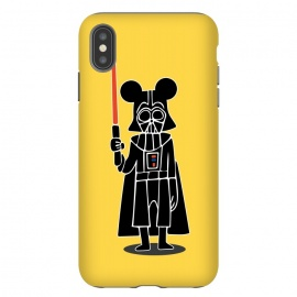 iPhone Xs Max  Darth Vader Mouse Mickey Star Wars Disney by Alisterny (MickeyMouse, Disney, Vader, Starwars,star wars)