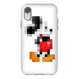 iPhone Xr  Mickey Mouse Pixel by Alisterny
