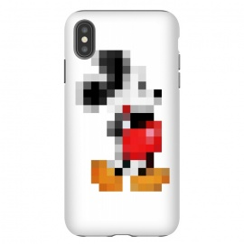 Mickey Mouse Pixel by Alisterny (mickeymouse, mickey, disney, waltdisney, pixelart, 8bitart, 8bit, pixel,mashup, mashups, funny, popculture, funnytshirt, funnyshirt, tshirt, parody, nerd, geek, geeky, humor, humour, fanart, fan art, movies, movie, film, quotes, cool, design, tee, t-shirt)