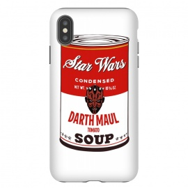 Star Wars Campbells Soup Darth Maul by Alisterny