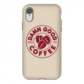 iPhone Xr  Twin Peaks Damn Good Coffee Costa by