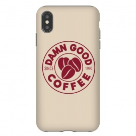 Twin Peaks Damn Good Coffee Costa by Alisterny (twin-peaks, twinpeaks, davidlynch, david-lynch, lynch, twinpeaks2017, coffee, damn-good, damngood, damn-fine, damnfine, costa, logo,mashup, mashups, funny, popculture, funnytshirt, funnyshirt, tshirt, parody, nerd, geek, geeky, humor, humour, fanart, fan art, movies, movie, film, quotes, cool, desig)
