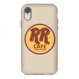 iPhone Xr  Twin Peaks RR Cafe by  (twin-peaks, twinpeaks, tv-series, markfrost, mark-frost, firewalkwithme, davidlynch, david-lynch, lynch, laurapalmer, murder, crime, detective, laura-palmer, twinpeaks2017, showtime, welcome, sign, badge, bookhouse, boys, sheriff,  dale-cooper, dalecooper, rr, rrcafe, hardrockcafe, hard-rock-cafe, l)