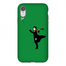 iPhone Xr  Harry Potter Banksy Balloon by  (harrypotter, banksy, harry, jkrowling, baloon, girlwithbaloon, hp,mashup, mashups, funny, popculture, funnytshirt, funnyshirt, tshirt, parody, nerd, geek, geeky, humor, humour, fanart, fan art, movies, movie, film, quotes, cool, design, tee, t-shirt)