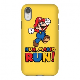 iPhone Xr  Run, Mario Run by Alisterny (mario, nintendo, mario-bros, mariobros, mario-run, run, gaming, games, iphone, game, forest-gump,mashup, mashups, funny, popculture, funnytshirt, funnyshirt, tshirt, parody, nerd, geek, geeky, humor, humour, fanart, fan art, movies, movie, film, quotes, cool, design, tee, t-shirt)
