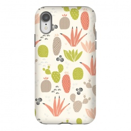iPhone Xr  Cactus County Cactus by Sarah Price Designs (Cactus,Desert)