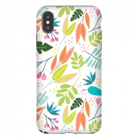 Rainbow Jungle by Sarah Price Designs (Jungle,leaves)