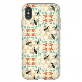 Honeybee by TracyLucy Designs (Honey,bees,instects,summer ,pattern)