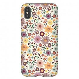 Wild Bloom by TracyLucy Designs (floral,blooms,pattern,nature)
