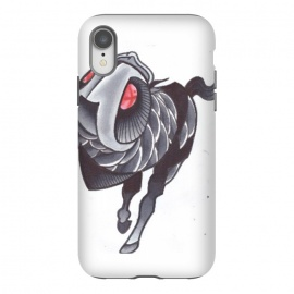 iPhone Xr  Fishorse by Evaldas Gulbinas  (horse,fish)