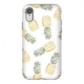 iPhone Xr  Pineapple by Rui Faria (pineapple,fruit,food,pattern,color,summer,spring)