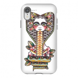 iPhone Xr  Cobragirl by Evaldas Gulbinas  (snake,girl,cobra,rose)