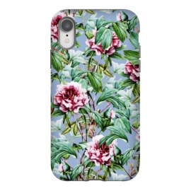 iPhone Xr  Frosty Florals by
