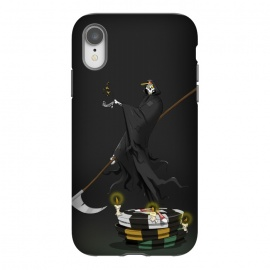 iPhone Xr  Death Poker by Guga Santos ()