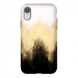 iPhone Xr  Metallic Abstract by Caitlin Workman