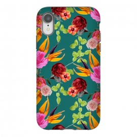 iPhone Xr  Chaman Garden (Green) by