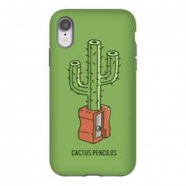 iPhone Xr  CACTUS PENCILUS by