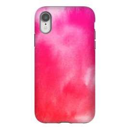 iPhone Xr  Watercolor Pink by