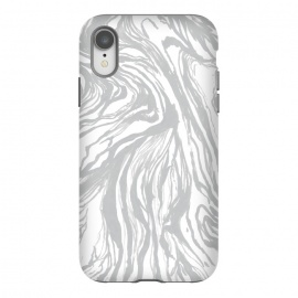 iPhone Xr  Gray Marble by