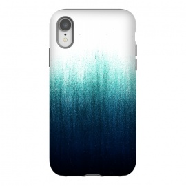 iPhone Xr  Teal Ombre by Caitlin Workman
