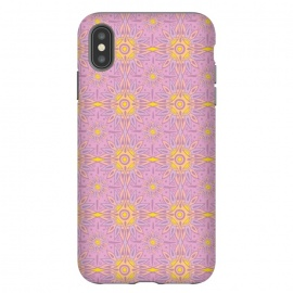 iPhone Xs Max  Indian Rose  by Stefania Pochesci