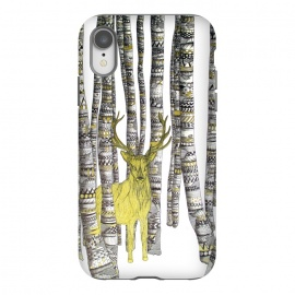 iPhone Xr  The Golden Stag by ECMazur
