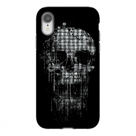 iPhone Xr  Cool Splatter Skull by