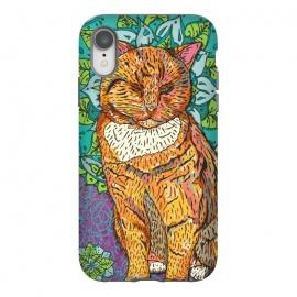 iPhone Xr  Mandala Cat by