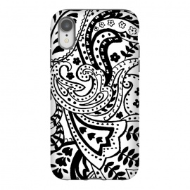 iPhone Xr  Paisley by Susanna Nousiainen