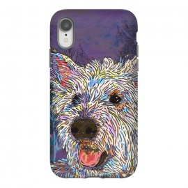 iPhone Xr  West Highland Terrier (Westie) by Lotti Brown