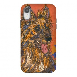 iPhone Xr  German Shepherd Dog by