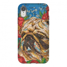 iPhone Xr  Pug by
