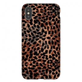 iPhone Xs Max  Animal skin by Susanna Nousiainen
