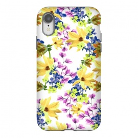 iPhone Xr  Baby Nature (Yellow) by Zala Farah