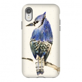 iPhone Xr  Bluebird of Happiness by Bettie * Blue