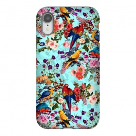 iPhone Xr  Floral and Birds XI by