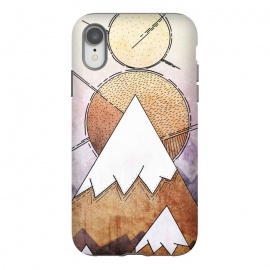 iPhone Xr  Metal Mountains by