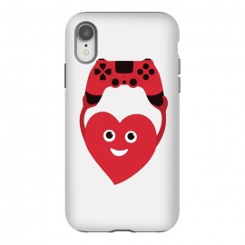 Cute Geek Gamer Heart by Boriana Giormova