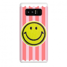 Galaxy Note 8  BE HAPPY by