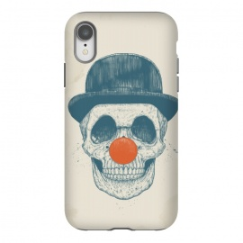 iPhone Xr  Dead clown by  (skull, clown,drawing)