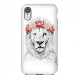 iPhone Xr  Festival lion by Balazs Solti (summer,spring,flower)