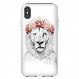 iPhone Xs Max  Festival lion by Balazs Solti