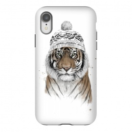 iPhone Xr  Siberian tiger by Balazs Solti