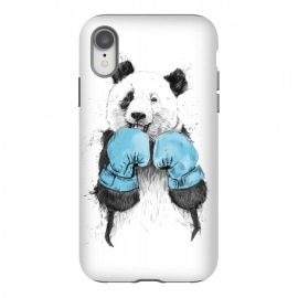 iPhone Xr  The winner by Balazs Solti (panda,drawing,grunge,boxing)