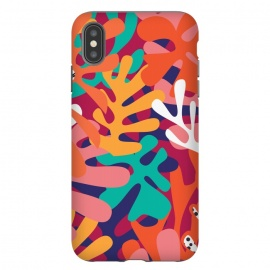 iPhone Xs Max  Matisse pattern 006 by