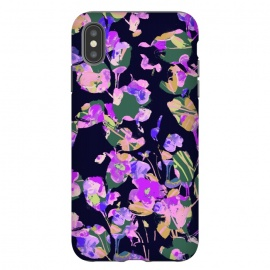 iPhone Xs Max  Bright Flowers by Susanna Nousiainen
