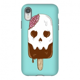 iPhone Xr  Skull Ice Cream by Coffee Man