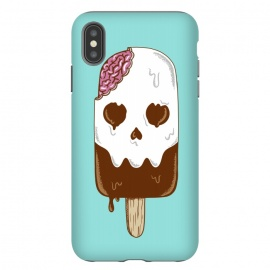 iPhone Xs Max  Skull Ice Cream by Coffee Man