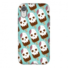 Skull Ice Cream Pattern by Coffee Man